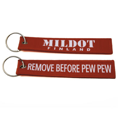 Remove before pew pew – chamber flag – 3kpl