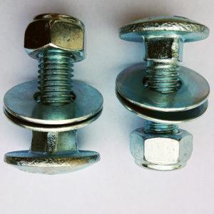 MilDot Metallimaalitaulun pultit M12