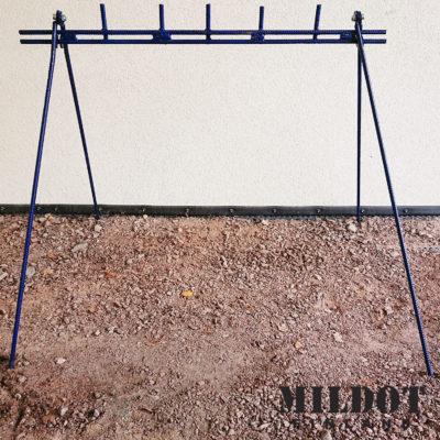 Metallimaalitaulujen teline – MILDOT